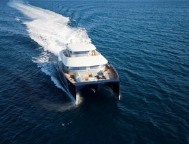 Special Offer on Charter Yacht BRADLEY this Summer