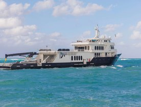Expedition Yacht GLOBAL Offers Special Winter Deal on Caribbean Charters