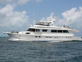 Motor Yacht BAMA BREEZE Back on the Charter Market