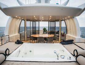 Motor Yacht OKKO Offers 15% Off Late-Season Mediterranean Charters