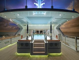 Superyacht 'Martha Ann' Available For Charter In The Mediterranean This Summer