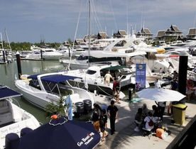 Phuket International Boat Show 2015 (PIMEX)