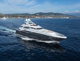 Heesen Motor Yacht G3 to Enter Charter Market after Major Refit