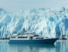 M/Y REFLECTIONS Giving 10% off Charters Between 7th & 15th June in Alaska