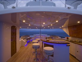 Superyacht EXCELLENCE Charter Deal in Italian Riviera