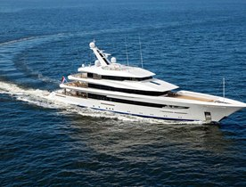 Brand New 70m Feadship Superyacht JOY Available For Charter