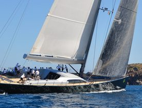 Perini Navi Cup 2013 Races Start Today