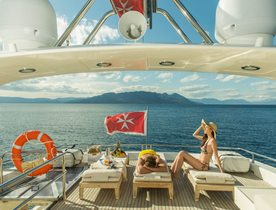 Superyacht THEORIS offers special Mediterranean charter rate