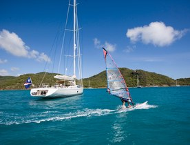 Ibiza charter special: Sailing yacht RAPTURE offers 10% saving