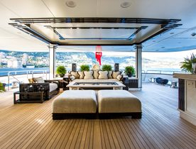 Discover Greece and Turkey aboard Benetti Motor Yacht 'Lioness V'