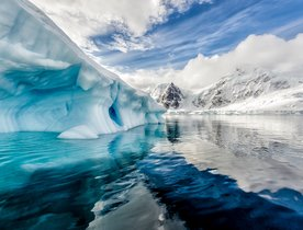Expedition Yacht LEGEND Charters in Antarctica