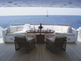 Superyacht 'O'Rion' Offers Charter Deal