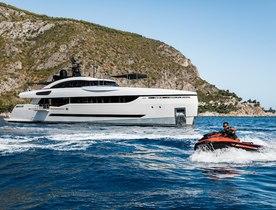 Columbus Superyacht K Joins Global Charter Fleet