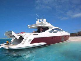 Video of Bahamas Luxury Yacht Vacation via the Exuma Islands