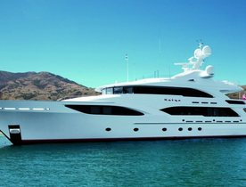 Superyacht KATYA Available to Charter in New England this Summer