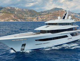 Five of the Best Superyachts Attending the MYBA Charter Show 2017