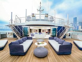 Celebrate New Year's Aboard Superyacht SALUZI in Thailand