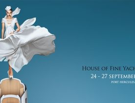 Build-up to the 2014 Monaco Yacht Show Begins