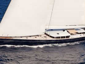 Sailing Yacht 'Cinderella IV' Available In Spain This Summer