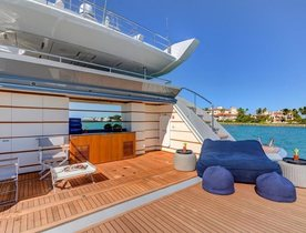 Benetti Motor Yacht DREW Makes Charter Debut in the Caribbean