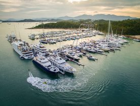 Thailand Yacht Show Changes Dates to February 2018