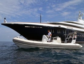 M/Y Anastasia for charter in Maldives this winter