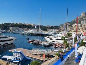 Monaco Yacht Show 2018 unveils new layout