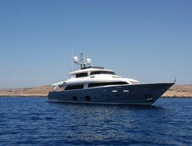 Motor Yacht 'Seventh Sense' Joins Global Charter Fleet in Croatia