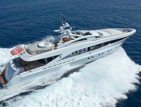 Superyacht DESTINY to Showcase New Look at MYBA Charter Show