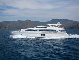 Superyacht MADNESS Offers Ibiza Charters
