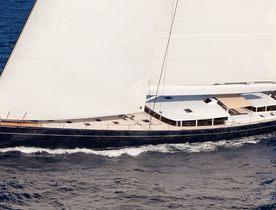 Charter Sailing Yacht 'Cinderella IV' in Ibiza