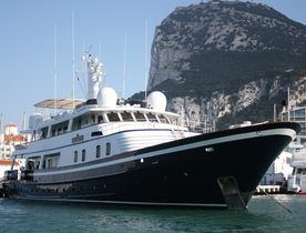 Charter M/Y 'Atlantic Goose' with no Delivery Fees