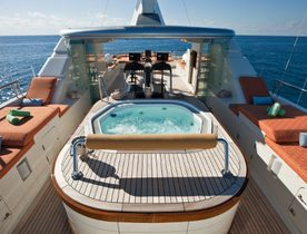 Charter Yacht 'MARJORIE MORNINGSTAR Eager to Fill Charter Calendar