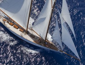 Mediterranean yacht charter deal: sailing yacht ELENA offers special rates