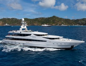 Motor Yacht SUNRISE Open for Last-Minute Charters in the Mediterranean