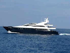 Motor Yacht SAMURAI ONE Available in the Balearic Islands