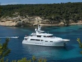 Superyacht 'Christina G' Hosting Open Day