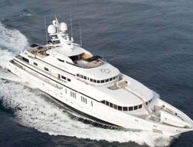 Sealyon Joins Charter Fleet