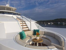Charter Yacht TRISARA Refitted and Available in New England This Summer