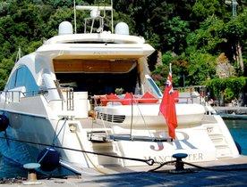 Summer Charter Offer on Motor Yacht JR