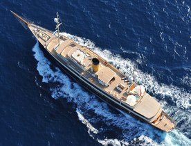 Luxury Sailing Yacht NERO Offers Charter Discount