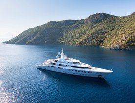 Charter Yacht AXIOMA Confirmed for Antigua Charter Yacht Show
