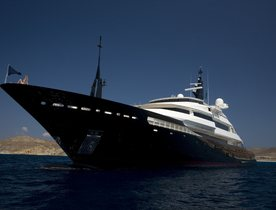 M/Y ALFA NERO Available in June and August in the Mediterranean