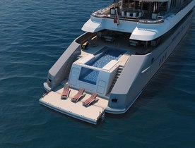New 72m Superyacht Axioma joins global yacht charter fleet
