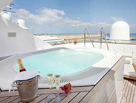 ECLIPSE Charter Yacht Offers Special Rates
