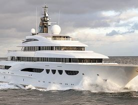 88m Quattroelle Now Available For Charter