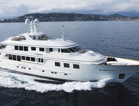 Superyacht MIM Available for Bahamas Charters