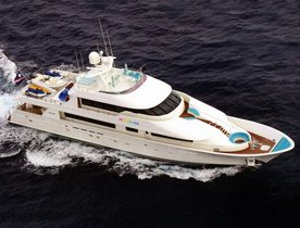 Charter Yacht TRISARA Available in New England and Barbados