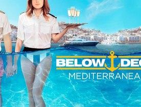 Below Deck Mediterranean season 6 in Croatia onboard luxury yacht LADY MICHELLE