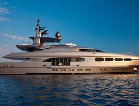 Superyacht Streamline For Charter From July 2013